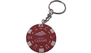 poker sleutelhanger 1