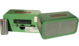Prokonpack speaker 1